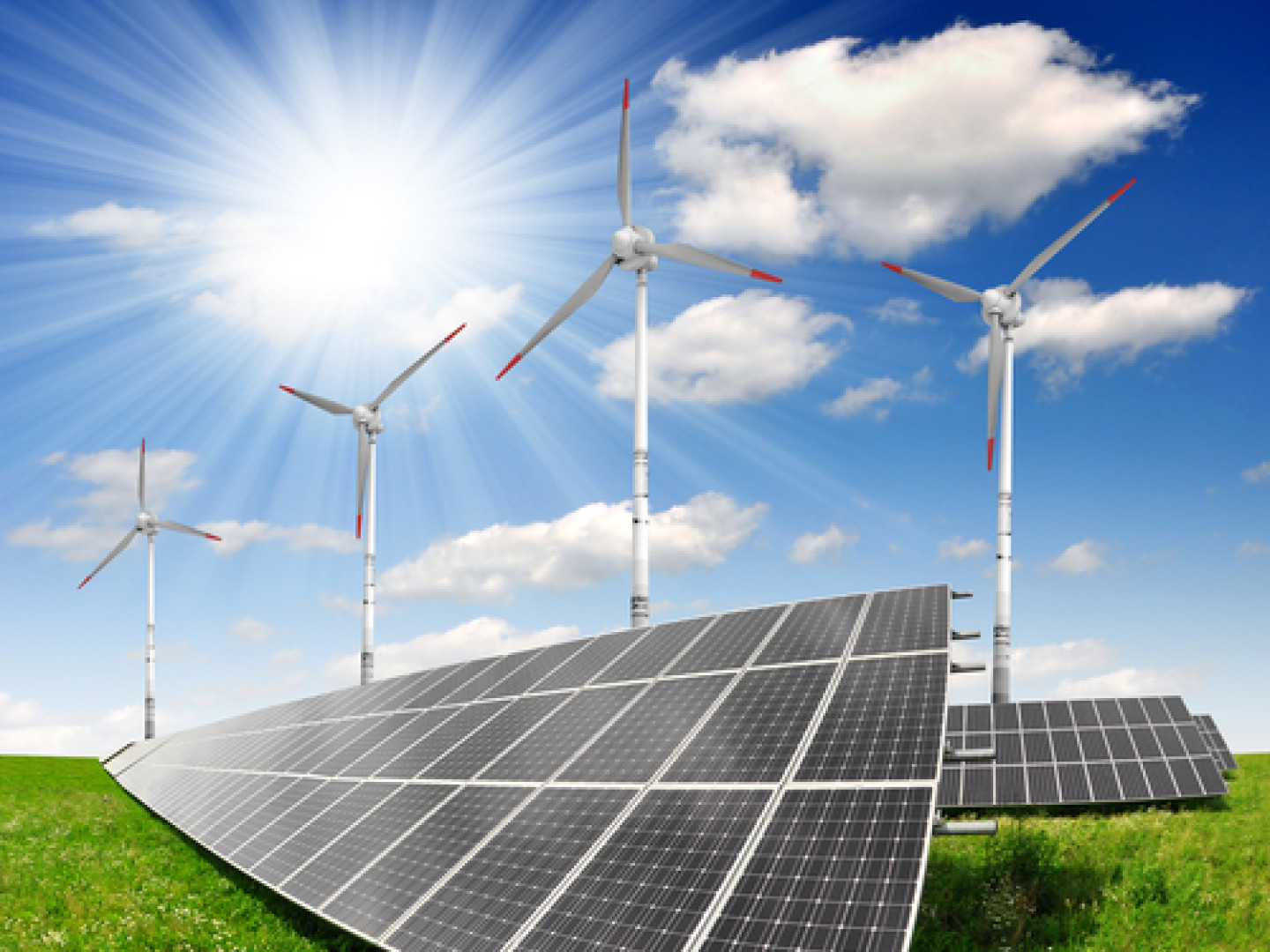 Check out the benefits of solar energy systems